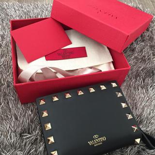 ヴァレンティノ(VALENTINO)のヴァレンティノ人気折りたたみ財布(財布)