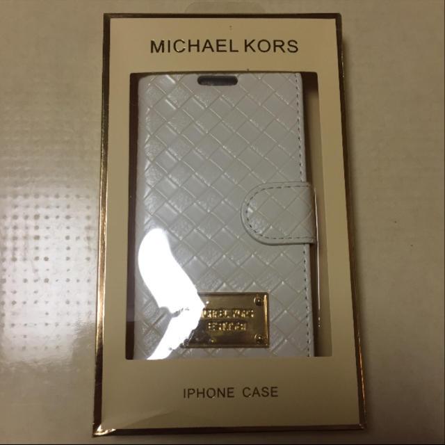 Michael Kors - マイケルコース☆iPhone6/6s☆手帳型ケースの通販 by キラ's shop|マイケルコースならラクマ