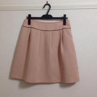 ハニーズ(HONEYS)のスカート、カーディガン(ひざ丈スカート)