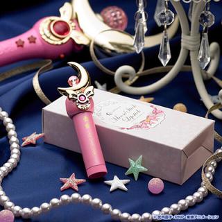 バンダイ(BANDAI)の美少女戦士セーラームーン ミラクルロマンス ムーンスティックリップスティック(その他)