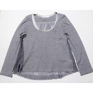 サカイラック(sacai luck)のsacai luck カットソー(Tシャツ(長袖/七分))