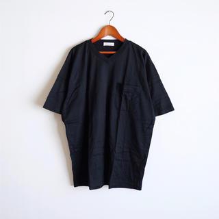 ランセル(LANCEL)のLANCEL ビッグサイズVネックポケT(Tシャツ/カットソー(半袖/袖なし))