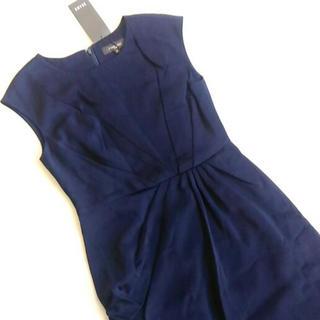 デミルクスビームス(Demi-Luxe BEAMS)のタグ付き新品☆ビームスのドレス(ミディアムドレス)