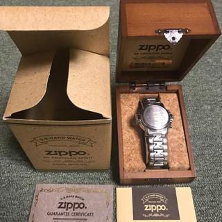 ジッポー(ZIPPO)のジッポー腕時計(腕時計(アナログ))