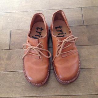 トリッペン(trippen)のtrippen HAFERL ハーフェル(ローファー/革靴)