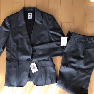 ミッシェルクラン(MICHEL KLEIN)のミッシェルクラウン size36新品 最安値(スーツ)
