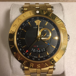 ジャンニヴェルサーチ(Gianni Versace)のヴェルサーチ時計(腕時計(アナログ))