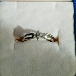 ヨンドシー(4℃)のADRESSER ダイヤモンド指輪(リング(指輪))