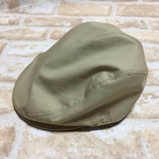バーバリー(BURBERRY)のBURBERRY  BLUE LABEL ハンチング  ハット(ハンチング/ベレー帽)
