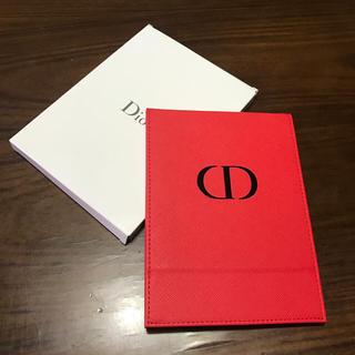 クリスチャンディオール(Christian Dior)の【最終値下げ】【未発売】新品 卓上ミラー(卓上ミラー)