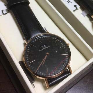 ダニエルウェリントン(Daniel Wellington)のダニエルウェリントン 40  36 腕時計(腕時計(アナログ))