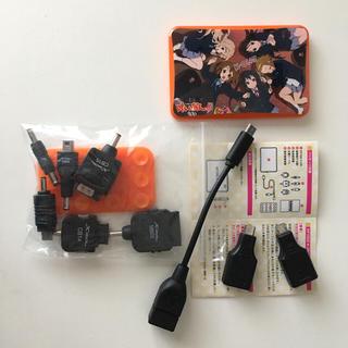 USB(メス)→ マイクロUSB(オス)変換端子3個&おまけ スマホ/家電/カメラのスマートフォン/携帯電話(バッテリー/充電器)の商品写真