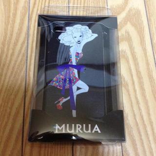 ムルーア(MURUA)のiPhoneケース MURUA(モバイルケース/カバー)