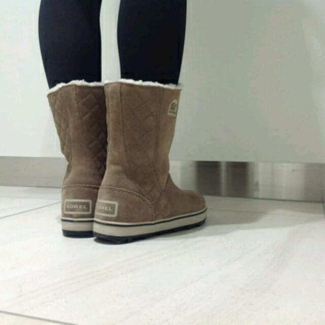 SOREL(ソレル)のkana様専用☆ SOREL ソレルグレイシー  24.0  新品未使用 レディースの靴/シューズ(ブーツ)の商品写真