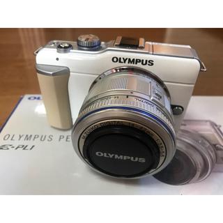オリンパス(OLYMPUS)のOLYMPUS PEN E-PL1 一眼レフ カメラ (デジタル一眼)