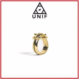 ユニフ(UNIF)のUNIF♡SET RING GOLD(リング(指輪))
