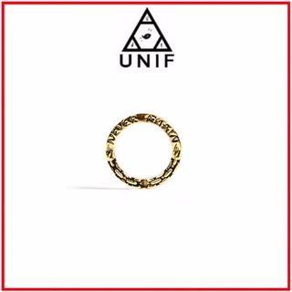 ユニフ(UNIF)のUNIF♡NEVER AGAIN RING GOLD(リング(指輪))