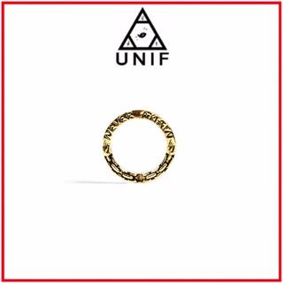 ユニフ(UNIF)のUNIF♡NEVER AGAIN RING GOLD(リング(指輪))