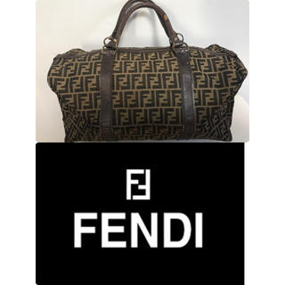 half off f2d25 f522c ◆FENDI◆ボストンバッグ