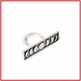 ユニフ(UNIF)のUNIF♡PHASED RING(リング(指輪))