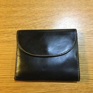 ホワイトハウスコックス(WHITEHOUSE COX)のホワイトハウスコックス ブライドルレザー財布(折り財布)