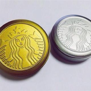 スターバックスコーヒー(Starbucks Coffee)の韓国スターバックス 韓国限定 日本未発売 コインチョコレート 新品未開封(菓子/デザート)