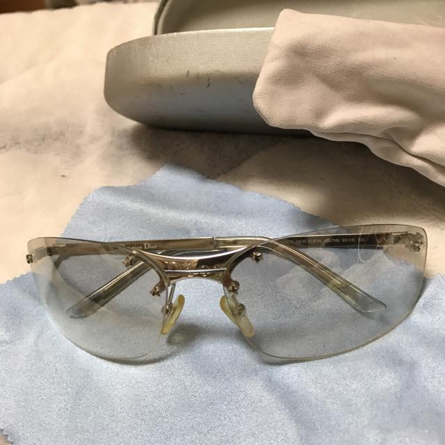 Christian Dior(クリスチャンディオール)のディオール サングラス  レディースのファッション小物(サングラス/メガネ)の商品写真