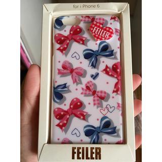 フェイラー(FEILER)のiPhone6用ケース(iPhoneケース)