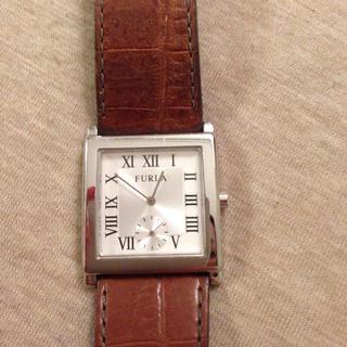 フルラ(Furla)のFURLA 腕時計✴︎ 茶革(腕時計)