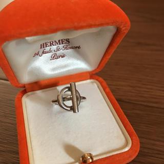 エルメス(Hermes)のエルメスシルバーリング(リング(指輪))