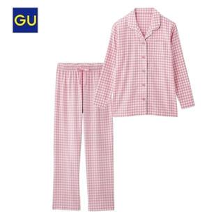 ジーユー(GU)の新品 ギンガムチェックパジャマ(パジャマ)