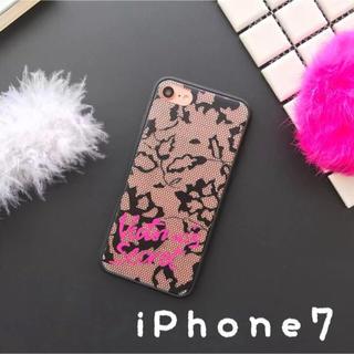 ヴィクトリアズシークレット(Victoria's Secret)の【即納】ヴィクシー iPhone7ケース(モバイルケース/カバー)