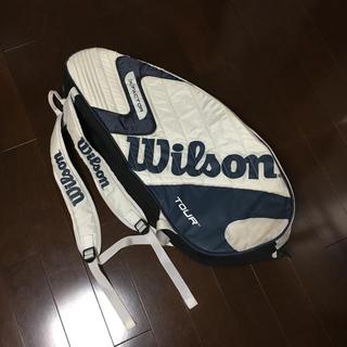 ウィルソン(wilson)のテニス☆バッグ(バッグ)