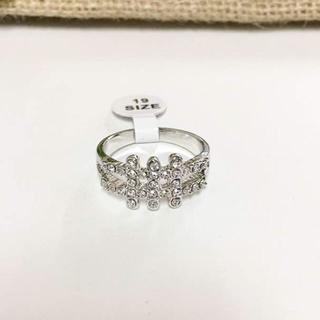 ファッション★シルバー指輪 19号(リング(指輪))