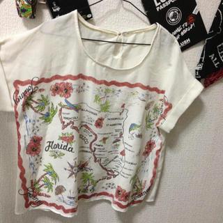 ミスティウーマン(mysty woman)のお取り置き中(Tシャツ(半袖/袖なし))