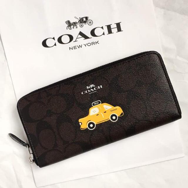 7340f9d325b8fb COACH - 【新品】 COACH 限定コラボ NYC お財布の通販 by sakana's shop ...