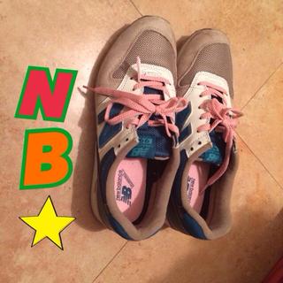 ニューバランス(New Balance)のNB 美品*\(^o^)/*(スニーカー)