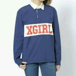エックスガール(X-girl)の3flowerG様専用★2枚セット(ポロシャツ)