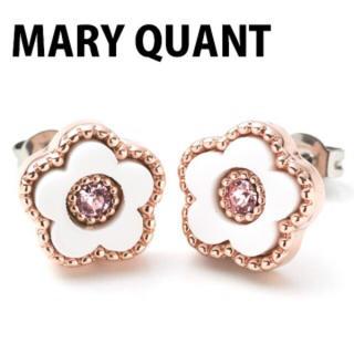 マリークワント(MARY QUANT)の【新品】MARY QUANT ピアス(ピアス)