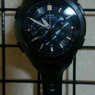 カシオ(CASIO)のCASIO時計(ラバーベルト)
