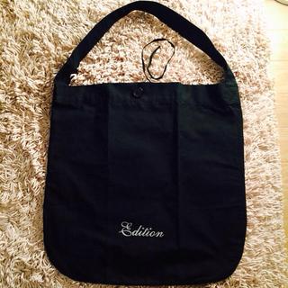 エディション(Edition)のエディションの布バッグ #2(トートバッグ)