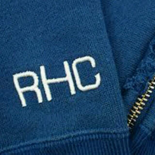 Ron Herman(ロンハーマン)の☆ロコ様専用☆RHCチャンピョンパーカーブルーM新品未使用タグ付きロンハーマン メンズのトップス(パーカー)の商品写真