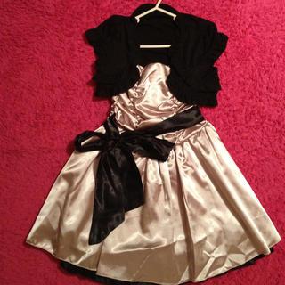 ドレス&ボレロ セット(その他ドレス)