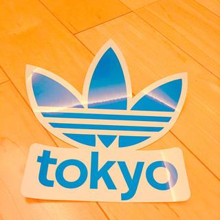 アディダス(adidas)のアディダス ステッカー(その他)