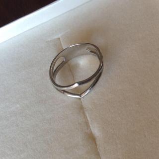 エテ(ete)のJuete✨ プラチナコーティング シルバーリング💍(リング(指輪))
