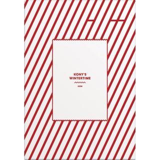 アイコン(iKON)のiKON - KONY'S WINTERTIME 新品未開封 送料込み(ミュージック)