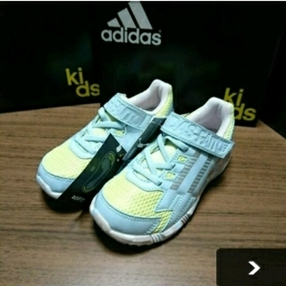 アディダス(adidas)の新品☆adidas☆アディダス☆ファイト☆18cm(スニーカー)