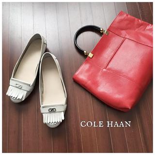 コールハーン(Cole Haan)のCOLE HAAN moccasin (スリッポン/モカシン)