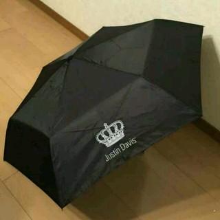 ジャスティンデイビス(Justin Davis)のジャスティンデイビス ノベルティ 折り畳み傘(その他)