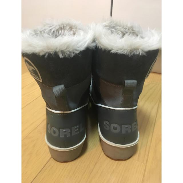 SOREL(ソレル)のSOREL ソレル ティボリⅡ 24センチ レディースの靴/シューズ(ブーツ)の商品写真